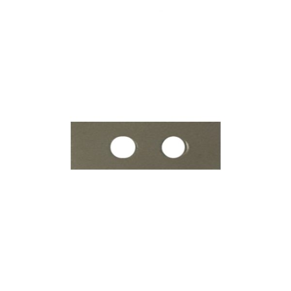 2″ Ladder Strip Coupon Corrosion